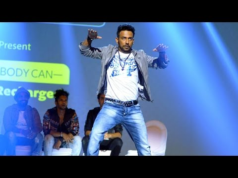 Dharmesh LIVE Dance Performance | ABCD 2 Promotions