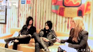 Andy Biersack, funny moments