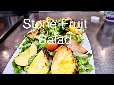 How To Make A Stone Fruit Salad