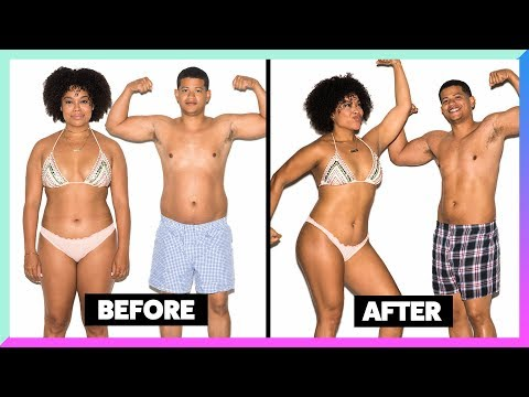 30-Day Fit-And-Curvy Transformation
