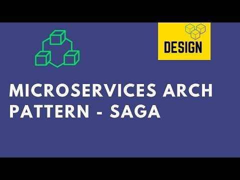 SAGA   Microservices Architecture Patterns   Tech Primers