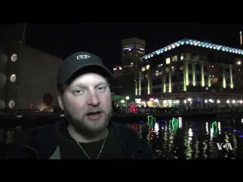 Innovative Art, Music, Technology Highlight Baltimore Festival