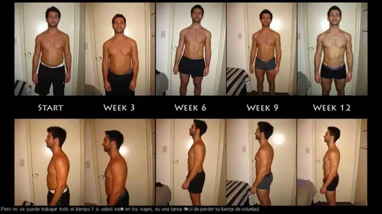 Mi perdida de peso antes y despues image 9