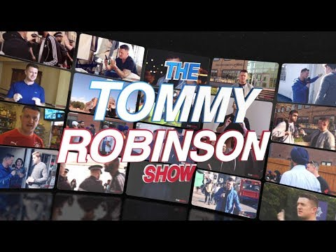 """""""The Tommy Robinson Show"""" (COMING SOON!)"""