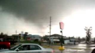 tornado causes destruction in durham ontario canada
