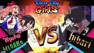River City Girls - Hibari Boss Fight!