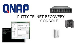 QNAP RECOVERY FIRMWARE PUTTY CONSOLE