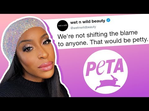 Wet n Wild Reveal How They Actually Test Their Makeup, Jackie Aina and PETA Get Involved