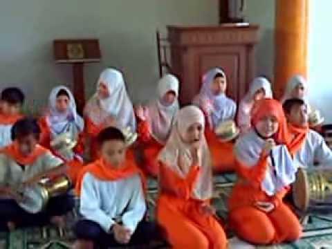 marawis sholatun bissalamil mubin, remaja masjid Al-Hidayah, GMS