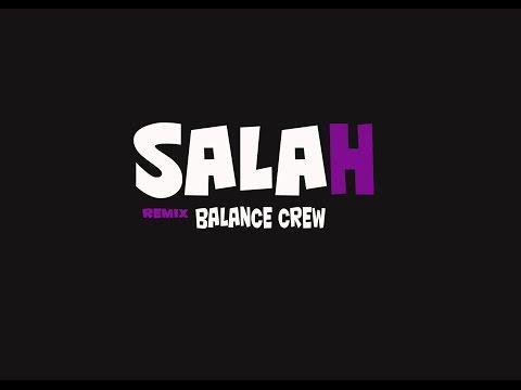 SALAH - POTRET( REMIX by balance crew )