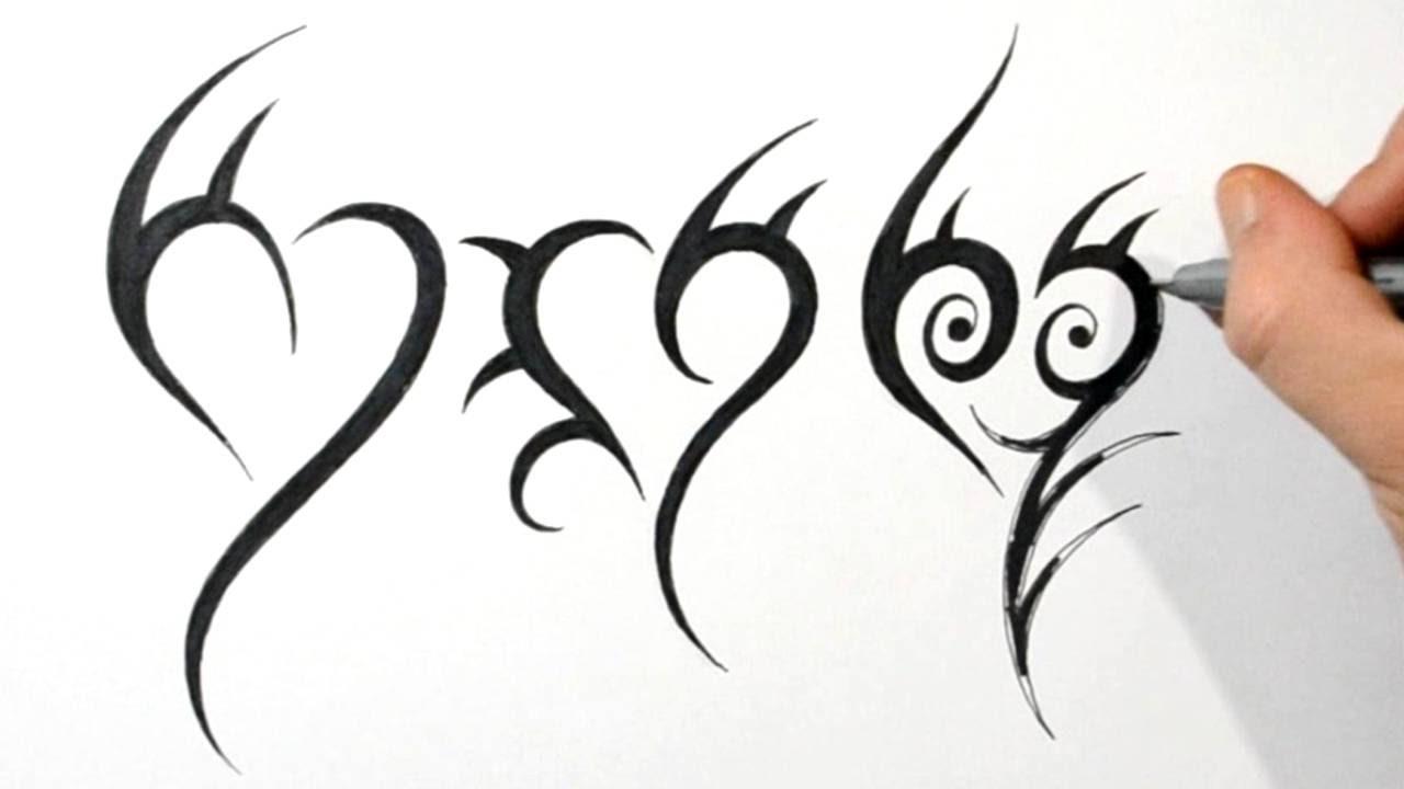 cool hearts designs to draw wwwpixsharkcom images
