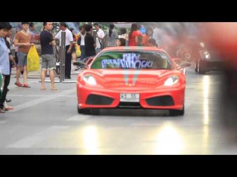 FOF - Supercars at the Heart of Bangkok