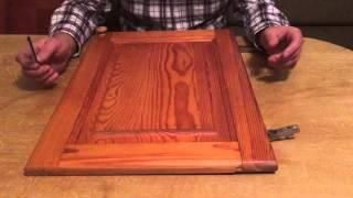видео Технологии изготовления мебели из дерева
