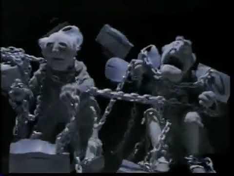 The Muppet Christmas Carol Jacob Marley.The Muppet Christmas Carol 1992 Marley Marley Rare