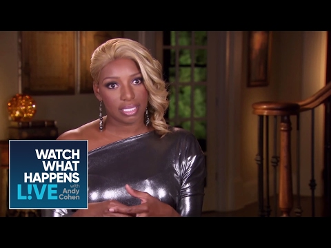 Miss Lawrence & Derek J Spill The Tea | NeNe Sounds Damn Crazy  | WWHL