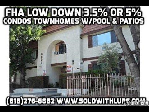 TOWNHOME for sale San Fernando Valley  EN VENTA