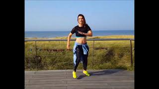 Aceite En La Cintura - Mambo Remix- Merenque zumba choreo by Wendy Dance