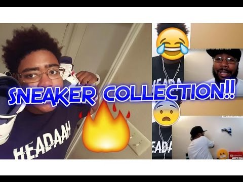 SNEAKER COLLECTION KEVIN WASUP