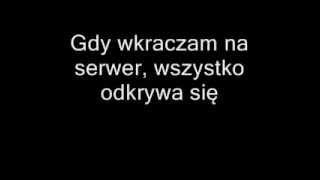 Piosenka Znowu mam bana +text