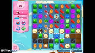 Candy Crush Level 1283 Audio Talkthrough, 3 Stars 0 Boosters