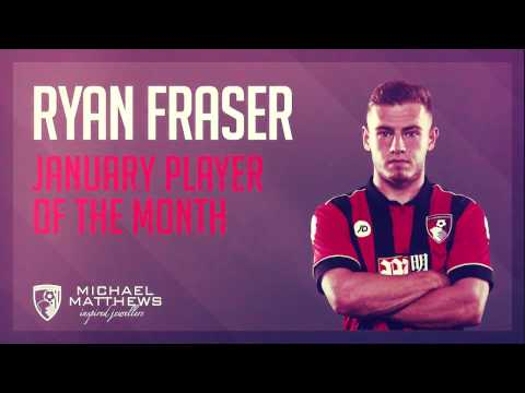 Player of the Month: Ryan Fraser