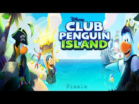 Disney Club Penguin Island - First Adventures Gameplay Walkthrough
