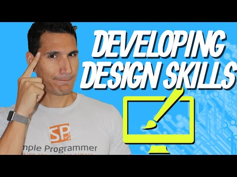 How To Start Developing Design Skills As A Programmer
