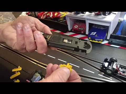 Frankenslot Guide for Scalextric  / Carrera slot Cars