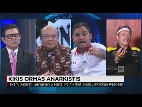 Debat Seru! Novel Bamukmin vs Ketua GMBI - Kikis Ormas Anarkistis