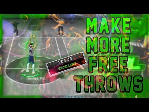 Missing Free Throws? Equip This Animation! NBA 2K19 Tips/Tutorial/Rant