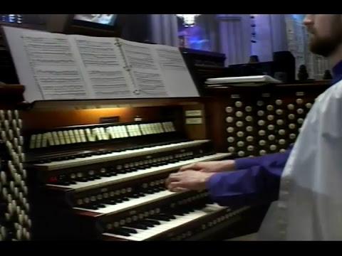 February 18, 2018: Sunday Worship Service at Washington National Cathedral