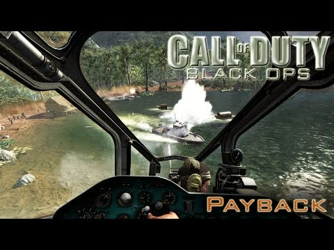 """Call of Duty: Black Ops campaign. Part 12 """"Payback"""""""