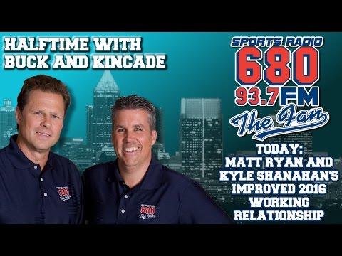 Buck and Kincade weigh in on Matt Ryan and Kyle Shanahan