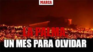 La Palma, un mes para olvidar