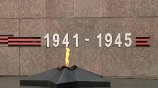 Митингом отметили окончание Второй мировой войны в Биробиджане(РИА Биробиджан)