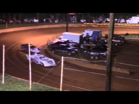 Winder Barrow Speedway Limited Late Model Feature Race 7/4/15