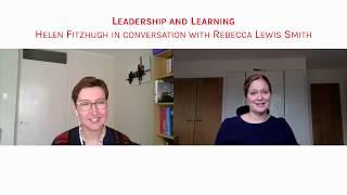 Image for vimeo videos on Short Clips: Helen Fitzhugh on Learning & Leadership | CultureShock