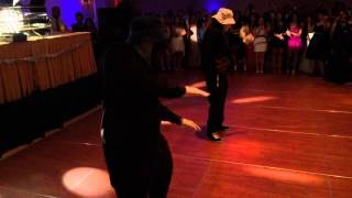 Best Dance Performance Yin & Yang - Oak Ridge High School (Military-ball) @wofyswagg