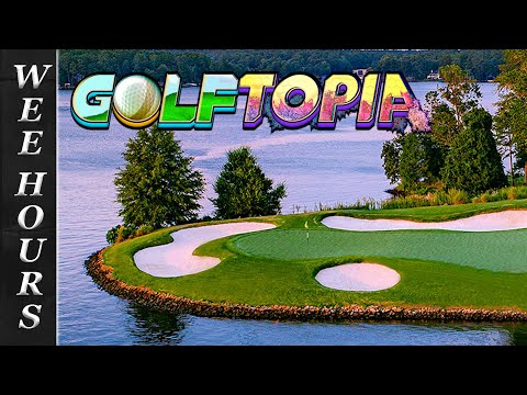 I Am Absurdly Cruel To Golfers | GolfTopia (Part 3)