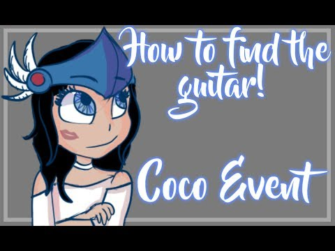 How to find the guitar in Scuba Diving | Coco Event