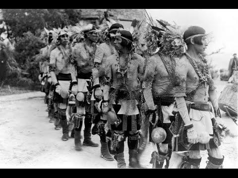 Hopi War Dance Chant - The Native American Indian