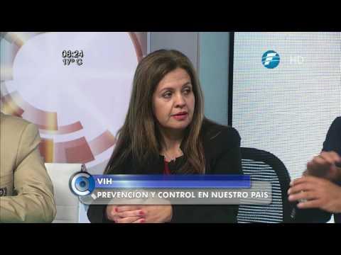 Prevención y control de VIH en Paraguay