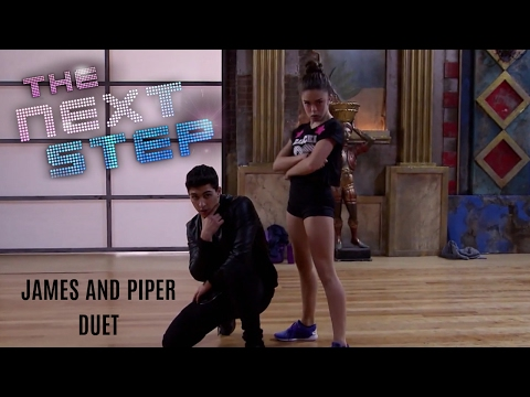 The Next Step - James & Piper Duet - Shape of You