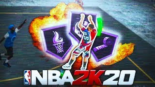 GET A SHOOTING BADGE EVERY GAME! (NO GLITCH) NBA 2K20