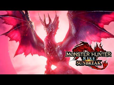 Monster Hunter Rise: Sunbreak - Teaser Reveal [MP]