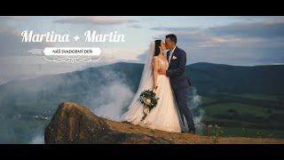 Martina a Martin - Svadobný videoklip