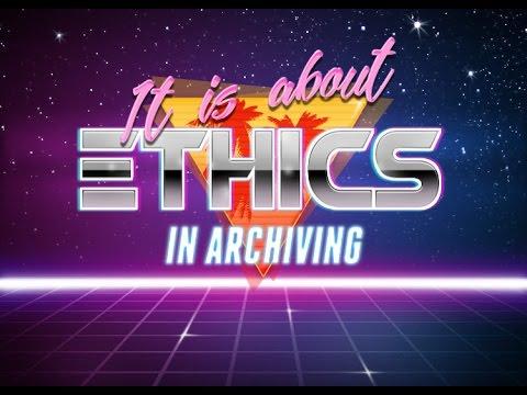 Jason Scott (Internet Archive) and Russ Kick (The Memory Hole)