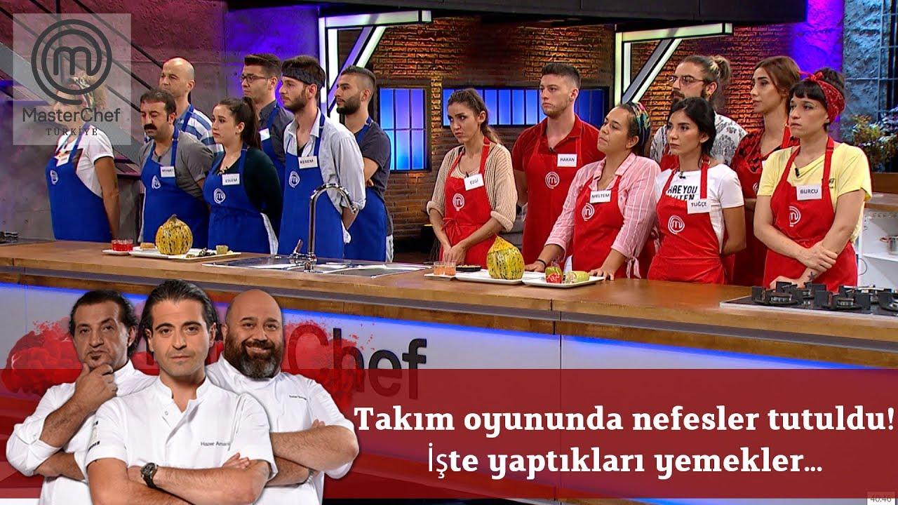 Takım Mücadelesi | 5.Bölüm | MasterChef Türkiye