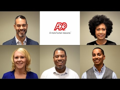 What Made You Want To Work For ADP?