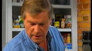 ARD - Alfredissimo - Kochen mit Bio - Jochen Busse - 1996